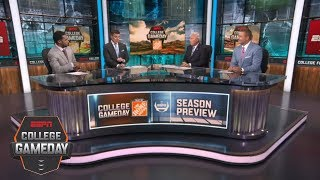Download Lee Corso, Kirk Herbstreit predict Clemson Tigers to make CFP championship | College GameDay | ESPN Video