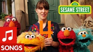 Download Sesame Street: Feist sings 1,2,3,4 Video