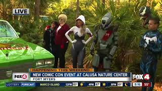 Download New Comic Con Event comes to Fort Myers Video