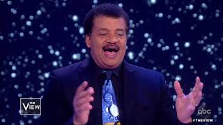 Download Neil deGrasse Tyson On Controversy Over Apollo 11 Movie 'First Man' | The View Video