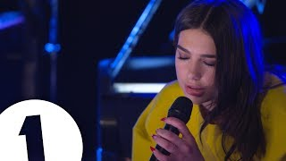 Download Dua Lipa covers Arctic Monkeys Do I Wanna Know? in the Live Lounge Video