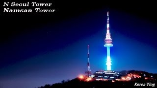 Download N SEOUL TOWER - 남산타워 (eng sub) [HD] Video