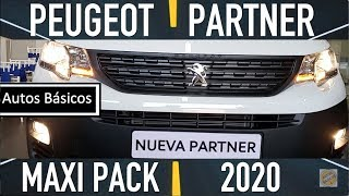 Download Peugeot Partner 2020 Video