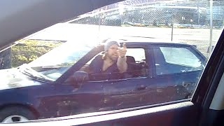 Download Road Rage Instant Karma in Vancouver Video