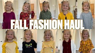 Download TODDLER FALL FASHION SHOW | ADORABLE TODDLER TRYS ON 12 OUTFITS WITH BROKEN ARM AND PURPLE CAST Video