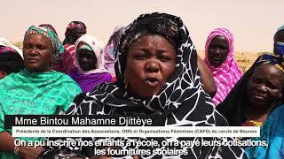 Download L'éducation et la réduction des violences communautaires : l'enjeu de deux projets à Bourem Video