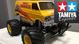 Download Tamiya LunchBox, Part 2 The Shell... Video