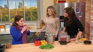 Download Jillian Michaels' Energizer Smoothie Video