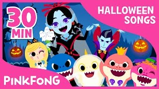 Download The Best Songs of Halloween   + Compilation   PINKFONG Songs for Children Video