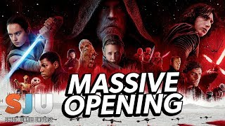 Download Star Wars: The Last Jedi Will Have a MASSIVE Opening Weekend - SJU Video