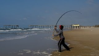 Download What to EXPECT Surf Fishing at NC Outer Banks..Catching Everything Video