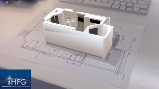 Download iHFG - Visualising 3D Hospital Rooms in Revit, AutoCAD, & Virtual Reality Video