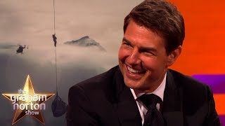 Download Tom Cruise Reveals the BIGGEST Mission Impossible Stunt Yet | The Graham Norton Show Video