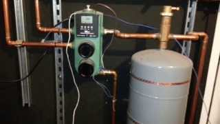 Download Wood Gasification Boiler in action Video