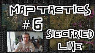 Download World of Tanks || Map Tactics #6 - Siegfried Line Video