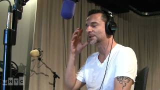 Download Depeche Mode's Dave Gahan on Soundcheck Video