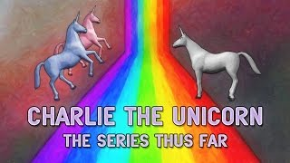 Download Charlie the Unicorn 1-4: The Series Thus Far Video