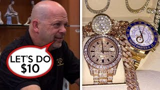 Download 10 Times The Pawn Stars Scammed Customers... Video