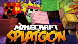 Download Minecraft SPLATOON! #1 w/ PrestonPlayz, Lachlan, Vikkstar & PeteZahHutt Video