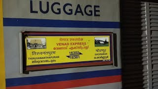 Download Venad Express Early Morning Departure from Trivandrum Central Video