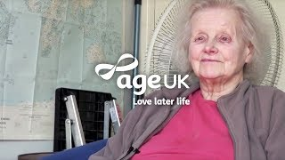Download Older people talk about how frailty can lead to loneliness and isolation Video