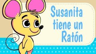 Download SUSANITA TIENE UN RATON, LA GALLINA TURULECA, canciones infantiles, Video