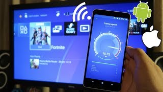 Download How to CONNECT your PHONES HOTSPOT to PS4! (Phone WiFi to PS4) (EASY METHOD) Video