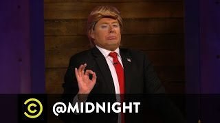 Download Donald Trump's Next Wife: Angelina Jolie? - @midnight with Chris Hardwick Video