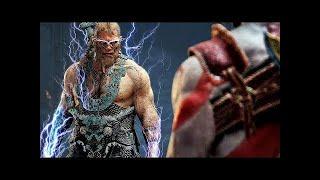 Download Кратос против сыновей Тора - Магни и Моди ► God of War (2018) Video
