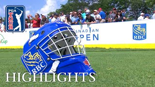 Download Highlights | Round 2 | RBC Canadian 2018 Video