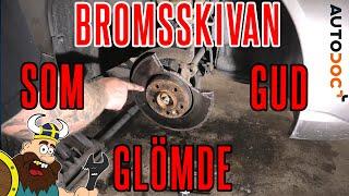 Download Byter bromsar fram Volvo V70 2008-2016 Video