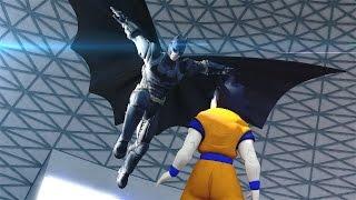 Download Batman VS Goku EPIC BATTLE! Video