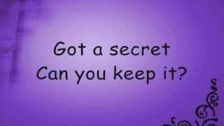Download Secret Lyrics By The Pierces Video