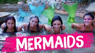 Download WE BECAME MERMAIDS!? (Beauty Trippin) Video