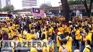Download Arrests ahead of Malaysia anti-government rally Video