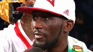 Download YOU WON'T BELIEVE WHAT TERENCE CRAWFORD TELLS PROGRAIS FACE TO FACE Video