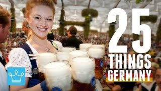 Download 25 Things You Didn't Know About Germany Video