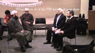 Download What *not* to do if the FBI knocks at your door (NCPCF Town Hall, 1/15/12) Video