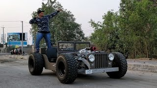 Download JEEP ROD IT IS !!! Video