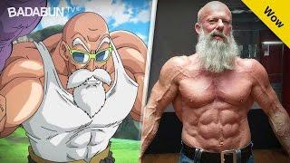 Download 11 personajes de Dragon Ball que existen en la vida real… Video