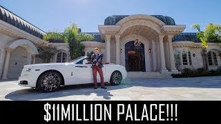 Download $11MILLION PALACE IN THE MOUNTAINS! Video