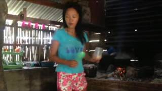 Download FILIPINA WIFE CHOCOLATE RICE COOK OUT FILIPINO STYLE A BRITISH EXPAT IN THE PHILIPPINES Video