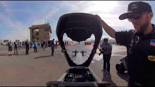 Download Experience the U.S. Army NHRA Racing Team in 360º Video