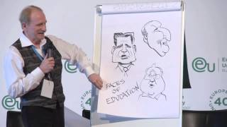 Download Kal Kallaugher Editorial Cartoonist for the Economist - EU Business School Video