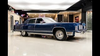 Download 1976 Lincoln Continential For Sale Video