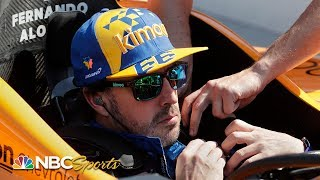 Download Fernando Alonso wrecks during second day of practice | Indy 500 | Motorsports on NBC Video