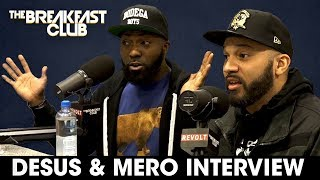 Download Desus & Mero Pressed By DJ Envy In Heated Breakfast Club Interview Video