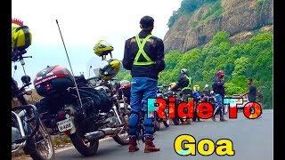 Download Mumbai To Goa Ride | Rider Mania 2018 | Sawantwadi | Royal Enfield | Motorvlog Video