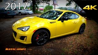 Download 2017 Subaru BRZ Series Yellow Special Edition - Quick Look in 4K Video