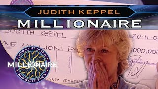 Download Historic Win By Judith Keppel - Who Wants To Be A Millionare? Video